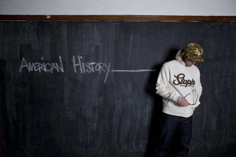 The 'American History' Staple Fall/Winter Lookbook Goes Back to Class