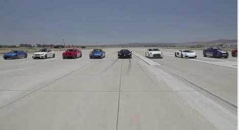 Car Power Showcases