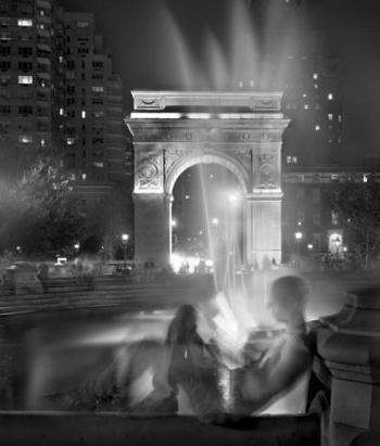 Ghostly Metropolis Photographs