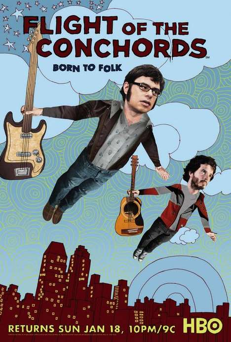 Honor the New Flight of the Conchords Single with All Things Kiwi