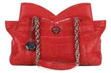 Opulent Ostrich Skin Purses - The Farbod Barsum Handbag Priced at $32,000 is the Eptitome of Luxury