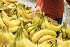 Rot-Preventing Fruit Sprays - The Banana Spray-On Coating Prolongs Their Life Once Picked