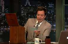 Mixed Music Genre Covers - The Jimmy Fallon Late Night Barbershop Quartet is Reggae Fabulous