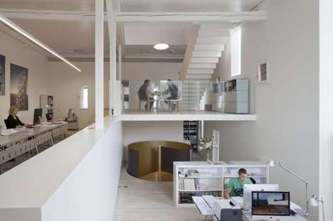 Revitalized Work Spaces