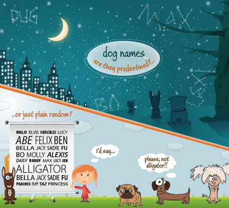 Canine Identification Infographics