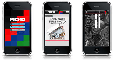 Photo-Branding Tools - The Picmo App Helps You Get Credit for Your Smartphone Photos