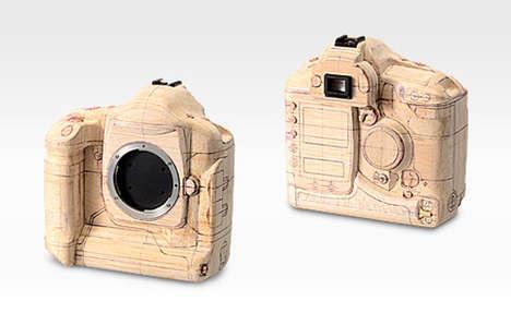 DIY Wooden Camera Tutorials