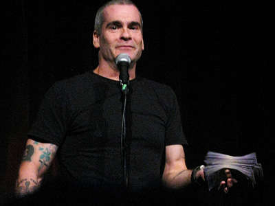 Education as Restoration - Henry Rollins Talks Learning Potential in This Vigorous Democracy Keynote