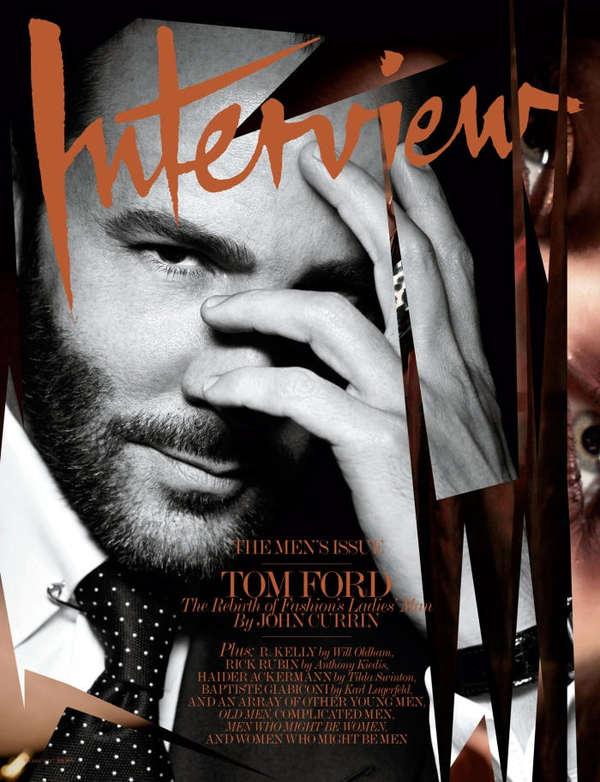 89 Interview Magazine Editorials