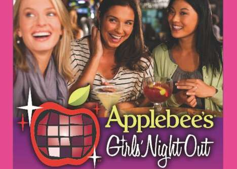 Family Restaurant Nightclub Makeovers - Club Applebee's Will Offer Entertainment & Bar Atmosphere