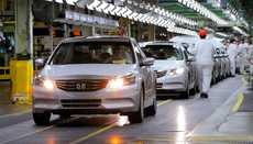 Auto Production Eco Initiatives - Honda USA 'Paint by Numbers' Shows the Brand's Energy Savings