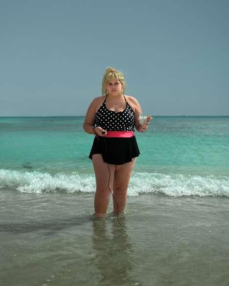 Beach Vacationer Photography