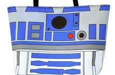 Star Wars Totes - The R2-D2 Handbag is Nerdy But Stylish