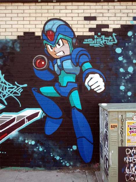 Arcade Hero Graffiti