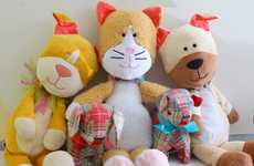 Purposeful Plush Toy Pets - CharlieDog and Friends Supports Canine Rescue Causes and Shelters