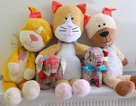 Purposeful Plush Toy Pets