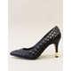 Mattress-Inspired Heels Image 4