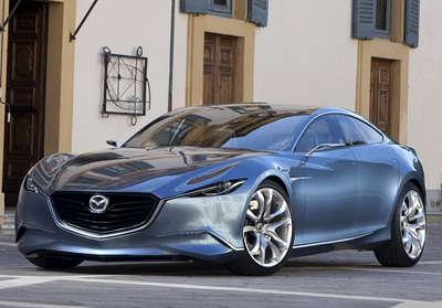 15 Majestic Mazda Concepts