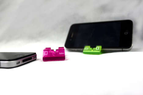 Multifaceted Phone Carriers
