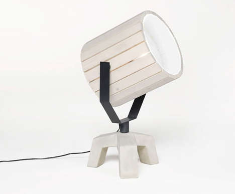 Contemporary Cask Lighting