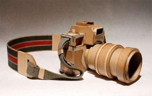 50 Stunning Sculptural Cameras