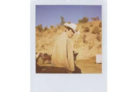 Chic Western Polaroid Captures