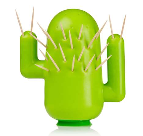 The Cactooph Toothpick Holder Will Make You Laugh
