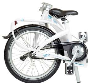 Fast Folding Bicycles - The 'Tern' Eclipse X20 & Swoop Duo Bikes Have Won the 2012 Eurobike Award