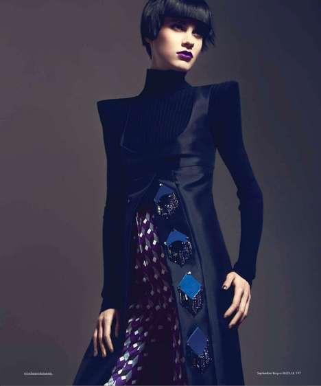 Decadent Ultraviolet Wardrobes