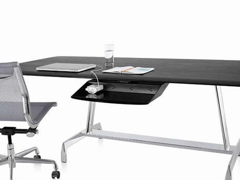 Sleek Slender Workstations