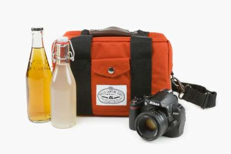 Tech-Holding Coolers - The 'Photojojo' Camera Cooler Bag is Ideal for Photographers