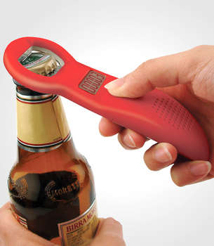 The Beer Tracker Bottle Opener Keeps Track of Your Drinking Problem