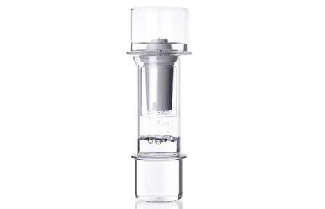Slender Fluid Filters