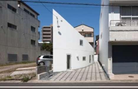 Scooped Suburband Dwellings