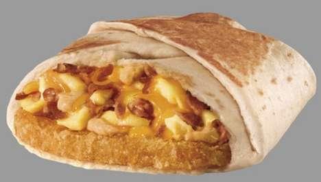 Fast Latino Breakfast Foods