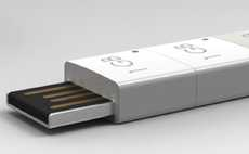 Connectable Usb Sticks - The Uniting U Disk Can Link Up with Others to Increase Your Storage Space