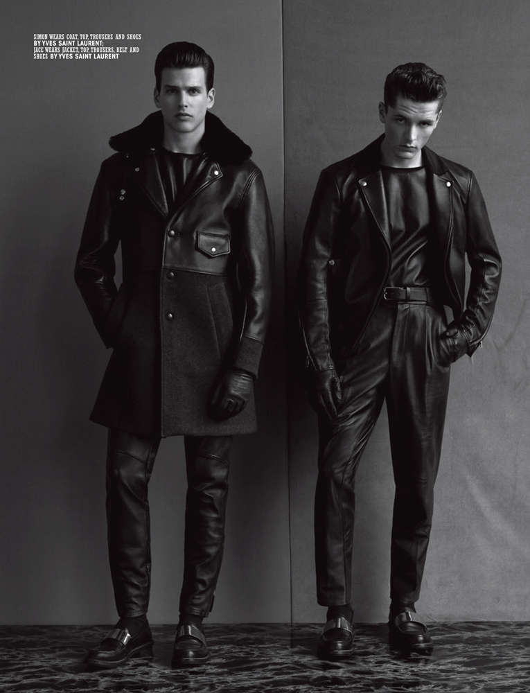 Darkly Militant Menswear