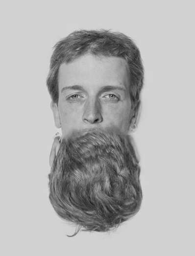 Surreal Beard Captures