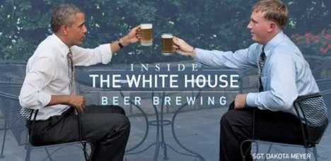 DIY Presidential Booze