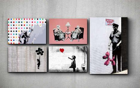 Mass Produced Street Art