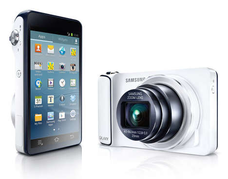 Cutting-Edge Camera Smartphones