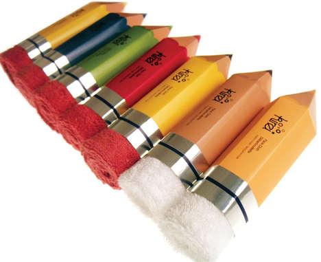 Eraser-Branded Cloths
