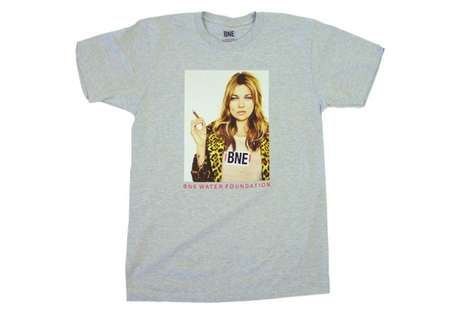 Supermodel Charity Graphic Tees