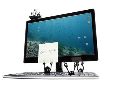 Sea Captain Computer Accessories
