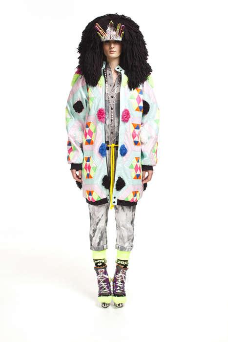 Tribal Raver Fashions