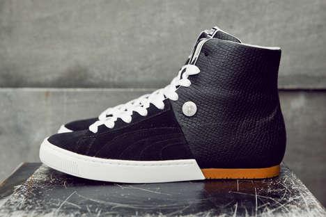 Split-Personality Shoes