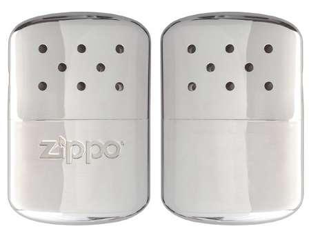 12 Fiery Zippo Lighters