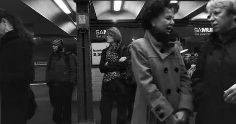 Slow-Moving Subway Shorts