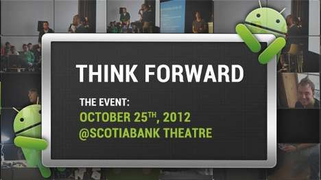 Canada's Largest Mobile Development Conference (SPONSORED) - AndroidTO 2012 Will Showcase Top Talent