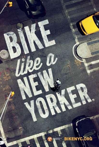 Cyclist-Encouraging Ads